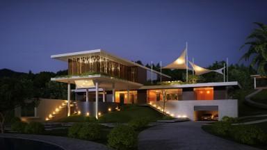 Villa Bình Phước